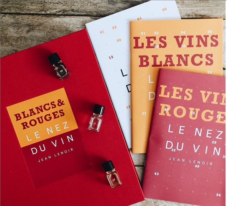 Le Nez du Vin Duo 24 aroma_ana görsel